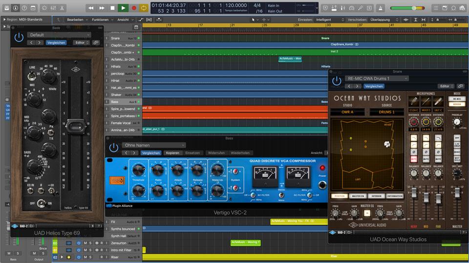 Mixing & Mastering Studio | mondstein-records com